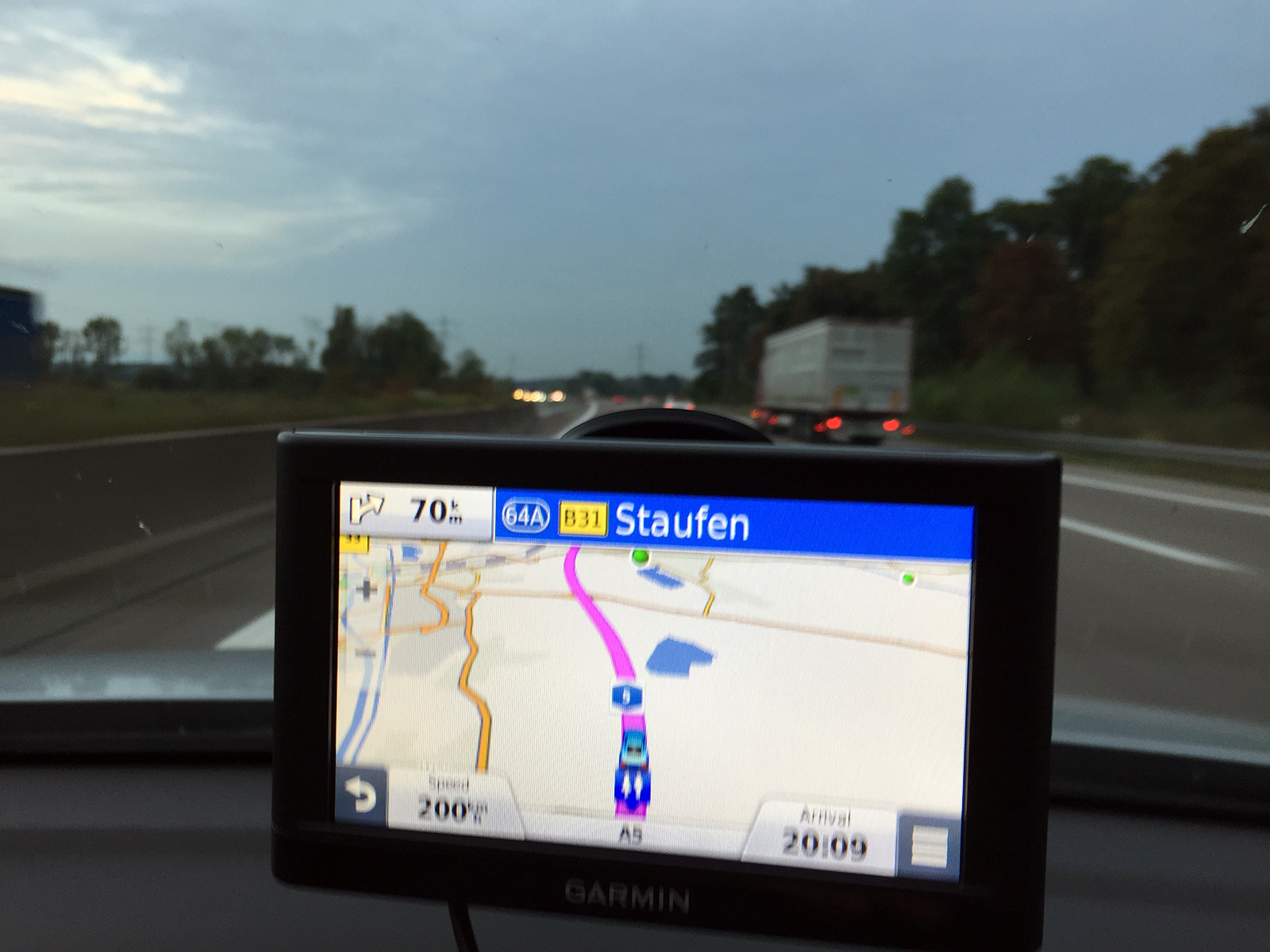 Autobahn in Germany by Jets Like Taxis