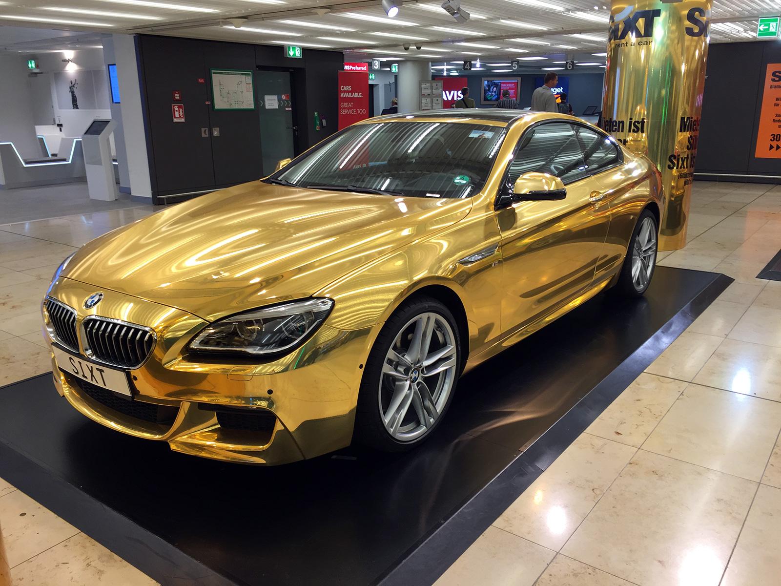 BMW in Frankfurt, Germany by Jets Like Taxis