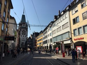 Freiburg, Germany by Jets Like Taxis