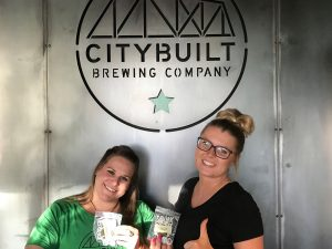 City Built Brewing Co. in Grand Rapids by Jets Like Taxis / Hopsmash