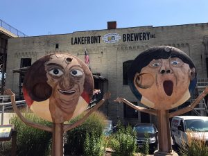 Lakefront Brewery in Milwaukee by Jets Like Taxis / Hopsmash