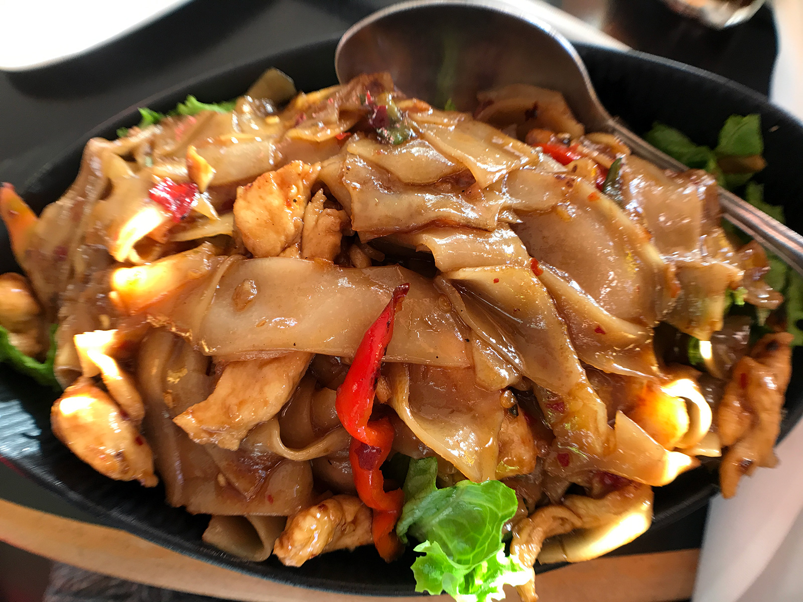 House of Thai Taste in Los Angeles by Jets Like Taxis