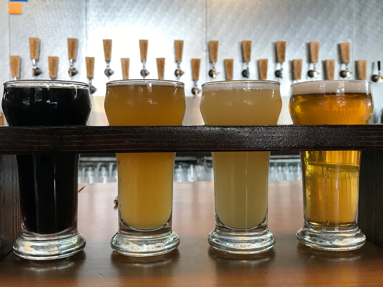 Watermark Brewing Co. in Stevensville, Michigan by Jets Like Taxis / Hopsmash