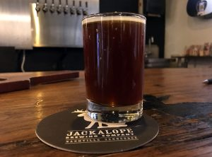 Jackalope Brewing Co. in Nashville, TN by Jets Like Taxis / Hopsmash