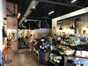 Three Brothers Coffee in Nashville, TN by Jets Like Taxis