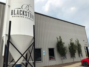 Blackstone Brewing Co. in Nashville, TN by Jets Like Taxis / Hopsmash