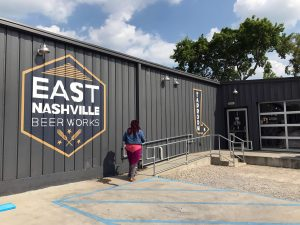 East Nashville Beer Works in Nashville, TN by Jets Like Taxis / Hopsmash