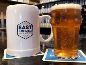 East Nashville Beer Works in Nashville, TN by Jets Like Taxis / Hopsmash