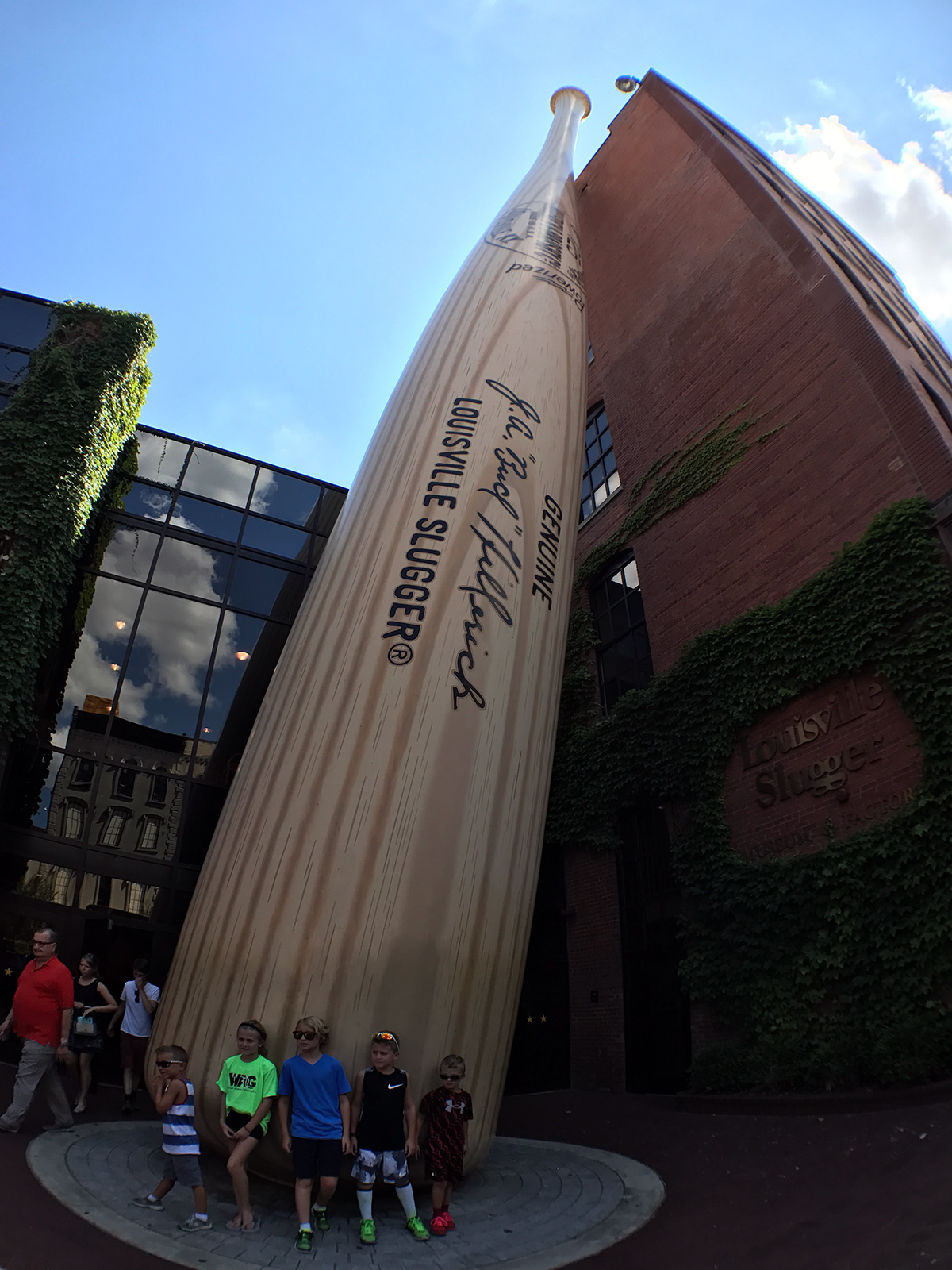 Louisville Slugger Museum & Factory in Louisville, KY by Jets Like Taxis