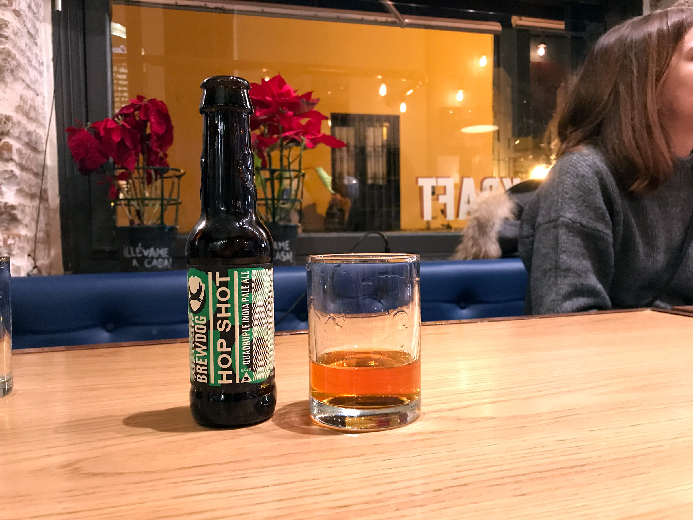 BrewDog Hop Shot by Jets Like Taxis / Hopsmash