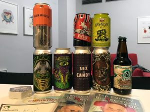 Beer Haul in Seville, Spain by Jets Like Taxis / Hopsmash