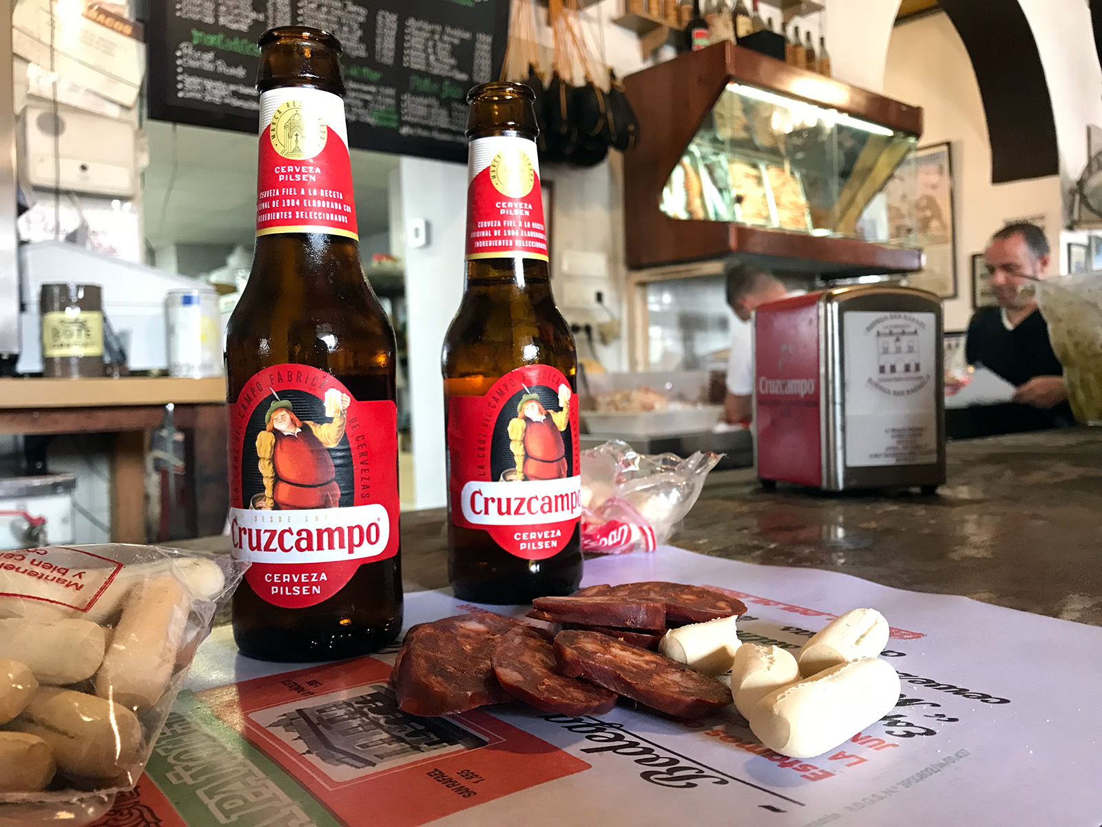 Tapas in Seville, Spain by Jets Like Taxis