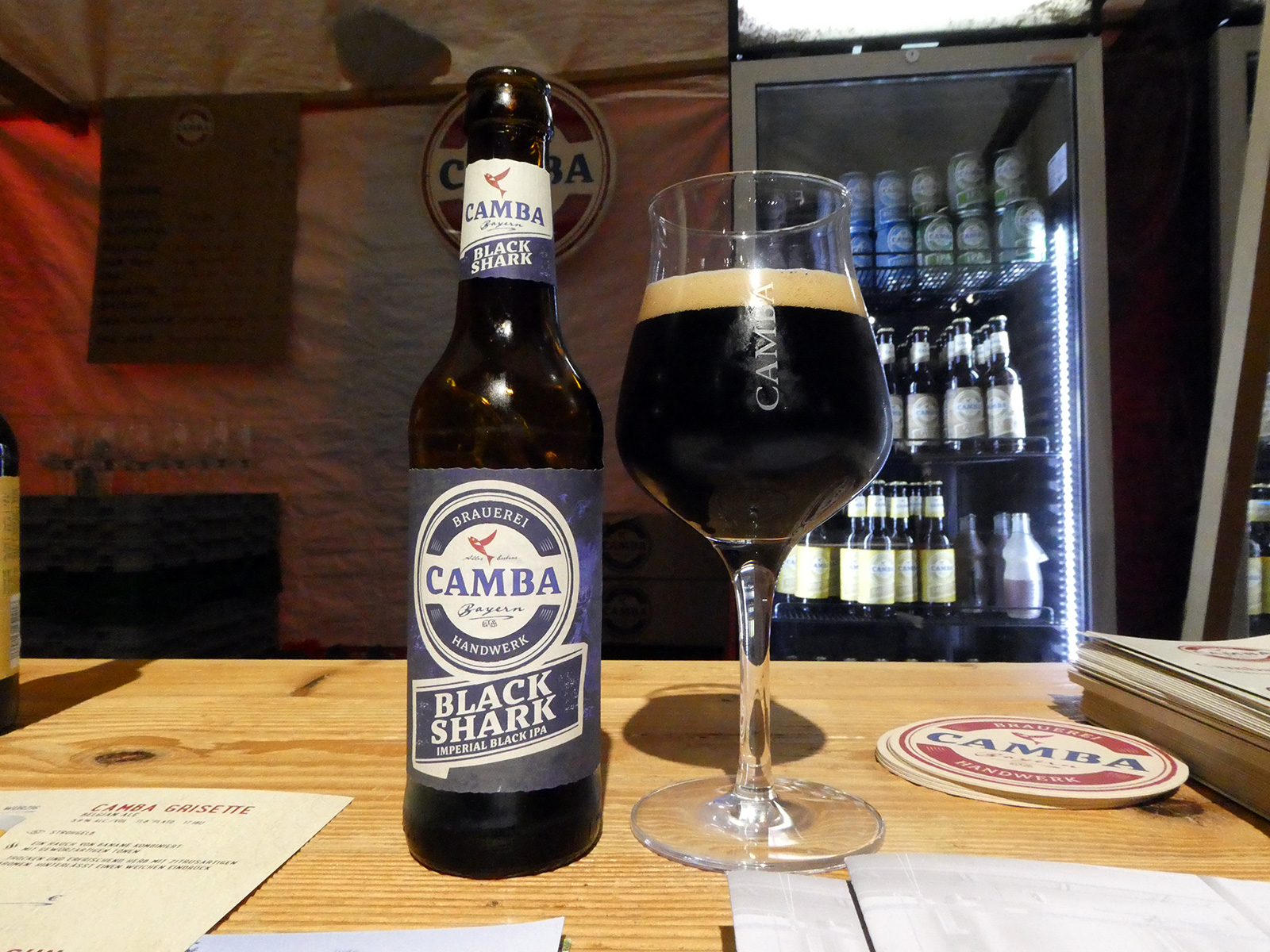 Camba Bier at Plaza Culinaria in Freiburg, Germany by Jets Like Taxis