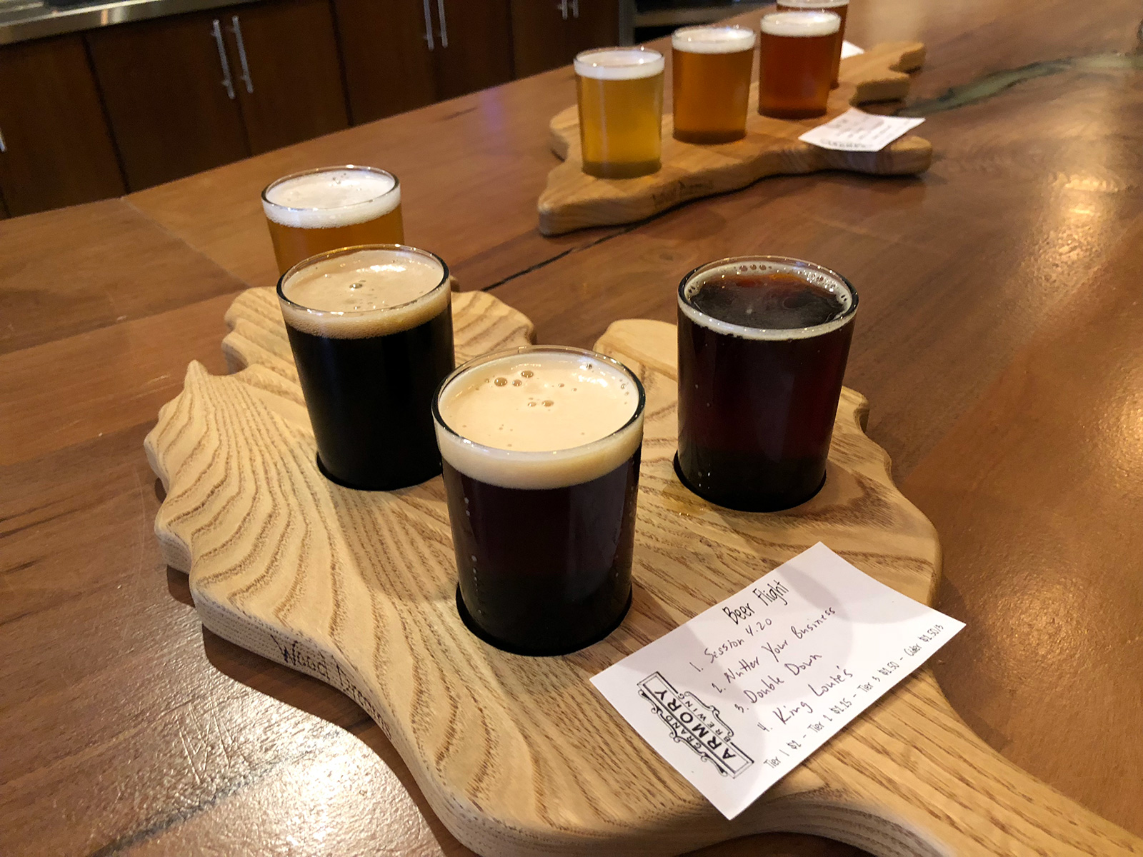 Grand Armory Brewing Co. in Grand Haven, Michigan by Hopsmash / Jets Like Taxis