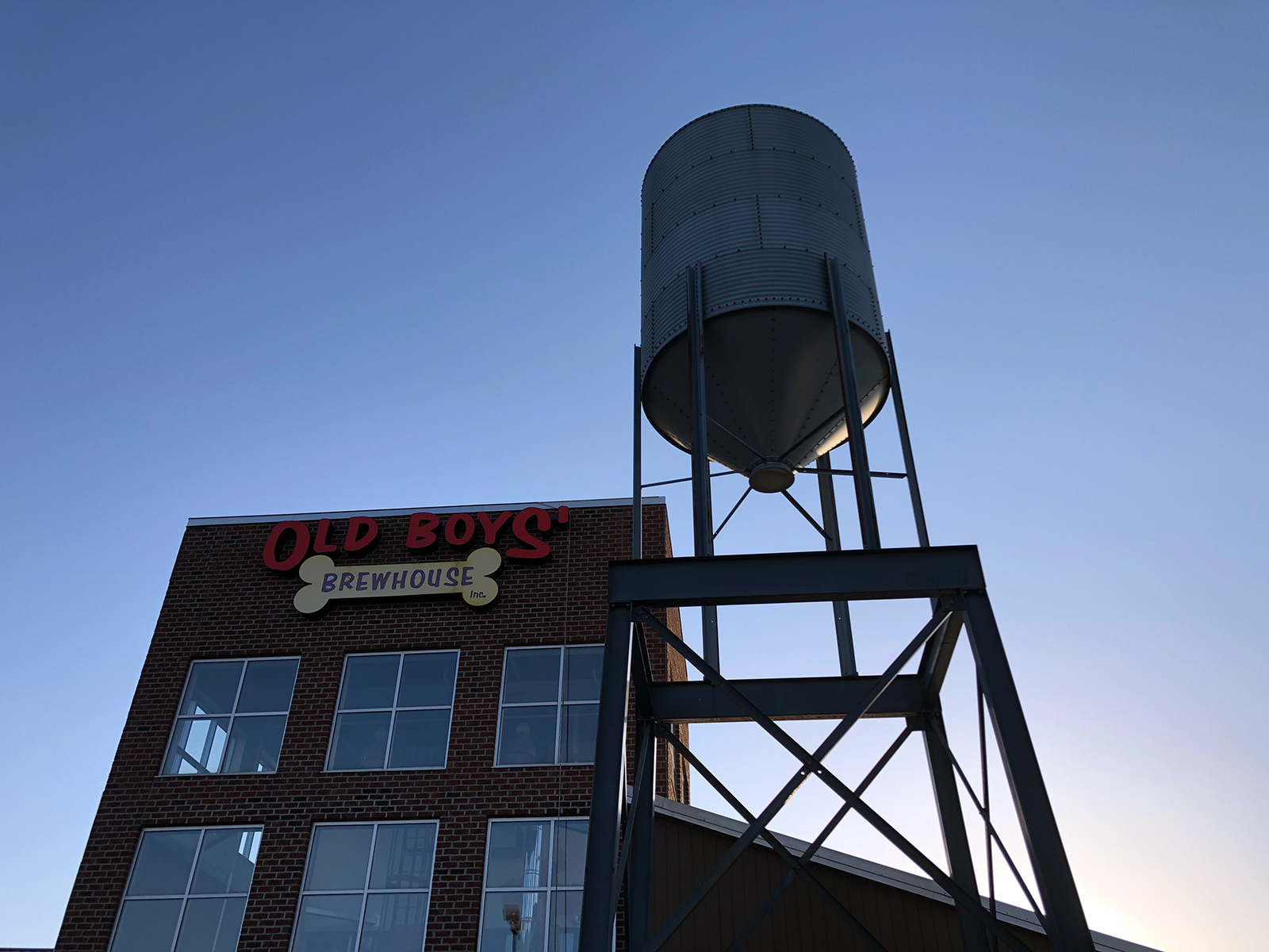 Old Boys' Brewhouse in Spring Lake, Michigan by Hopsmash / Jets Like Taxis