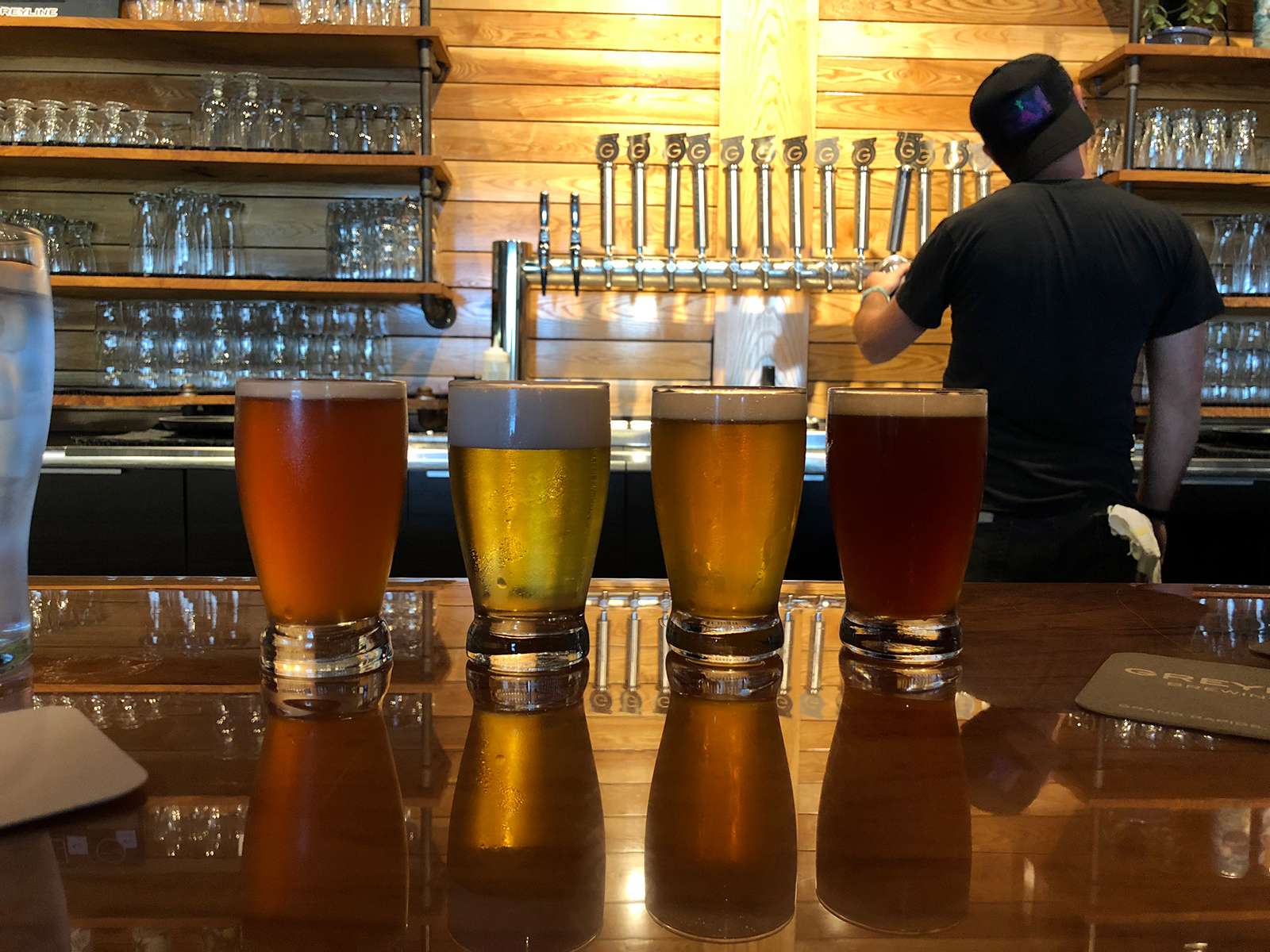 Greyline Brewing Co. in Grand Rapids, MI by Jets Like Taxis / Hopsmash