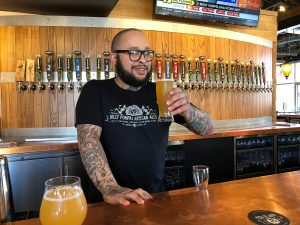 Jolly Pumpkin Brewery in Grand Rapids, MI by Jets Like Taxis / Hopsmash