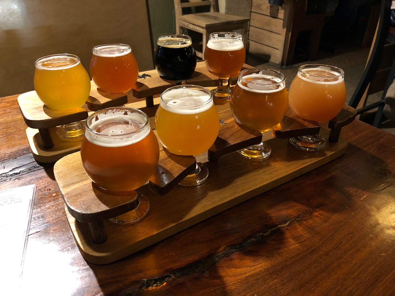 Brewery Vivant in Grand Rapids, MI by Jets Like Taxis / Hopsmash
