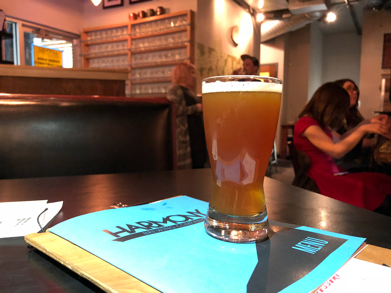 Harmony Brewing Co. in Grand Rapids, MI by Jets Like Taxis / Hopsmash
