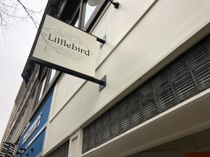 Littlebird in Grand Rapids, MI by Jets Like Taxis