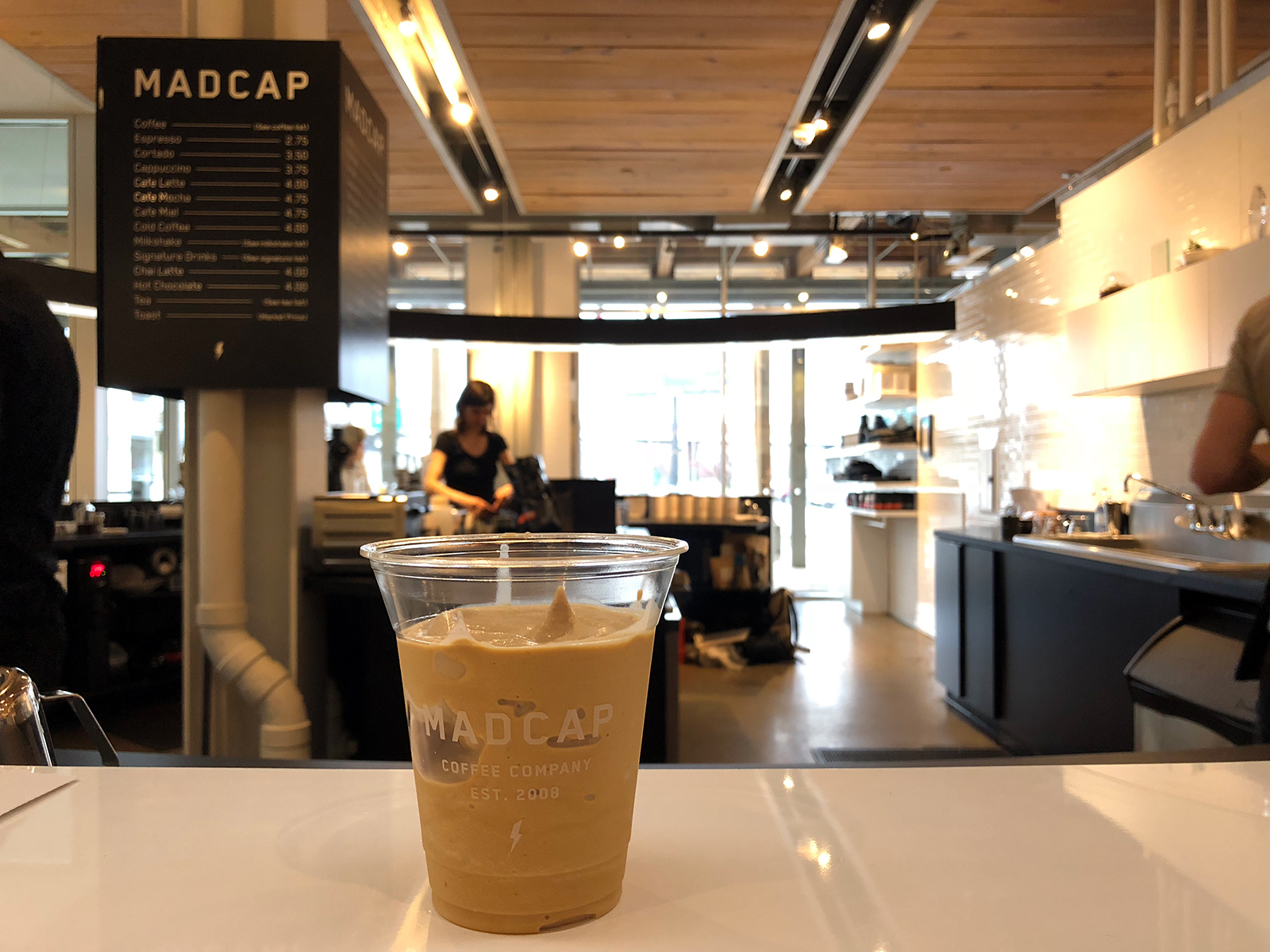Madcap Coffee in Grand Rapids, MI by Jets Like Taxis
