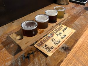 Side Lot Brewery in Wauconda, IL by Jets Like Taxis / Hopsmash