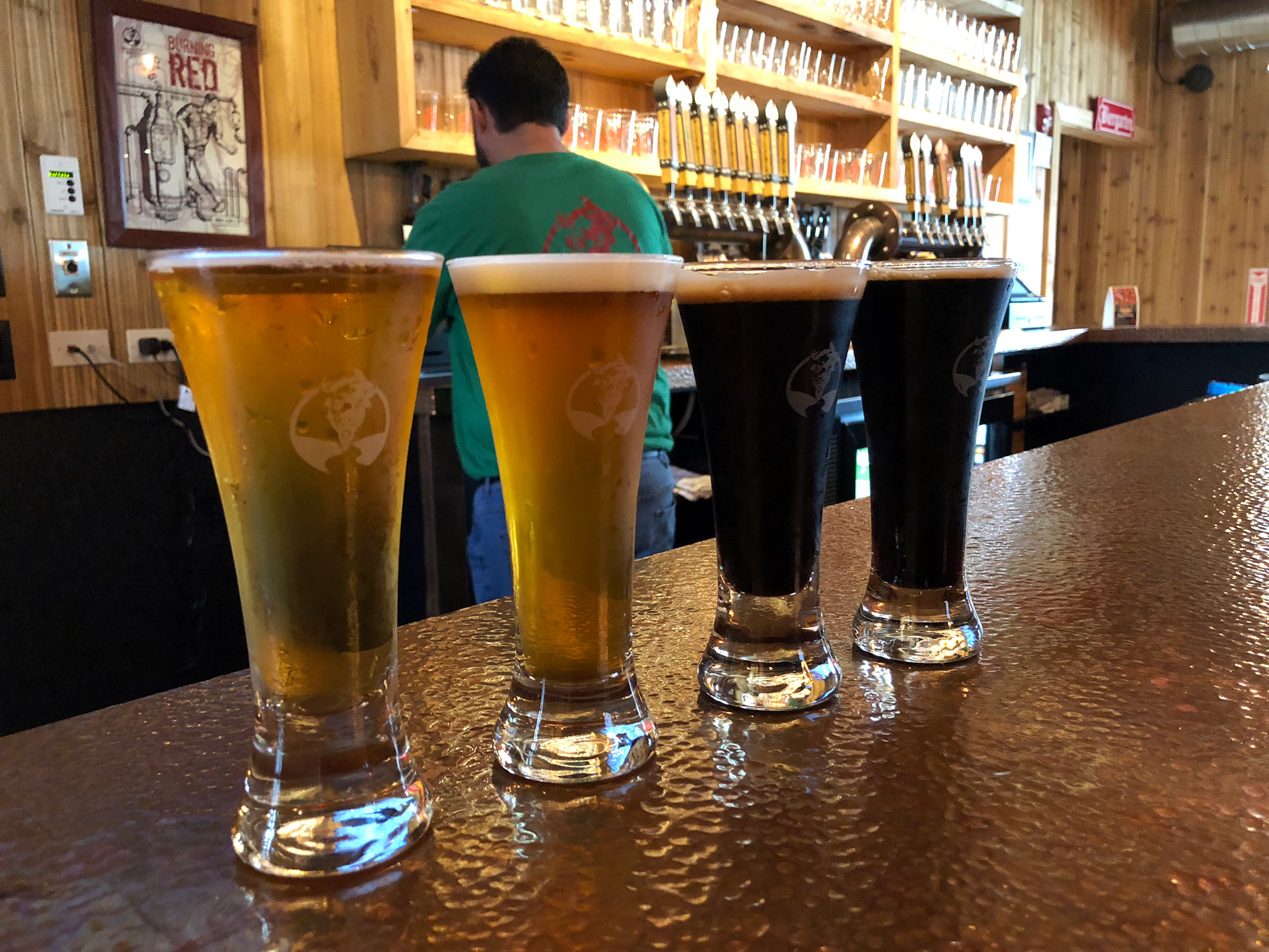 Buffalo Creek Brewing in Long Grove, IL by Jets Like Taxis / Hopsmash