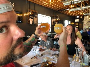 More Brewing Co. in Villa Park, IL by Jets Like Taxis / Hopsmash