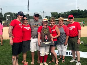 Palatine High School State Softball Tournament by Jets Like Taxis