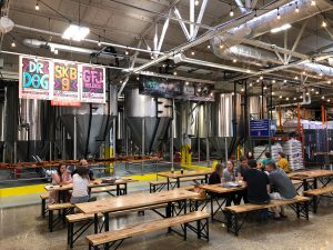 Sun King Brewing Co. in Indianapolis, IN by Jets Like Taxis / Hopsmash