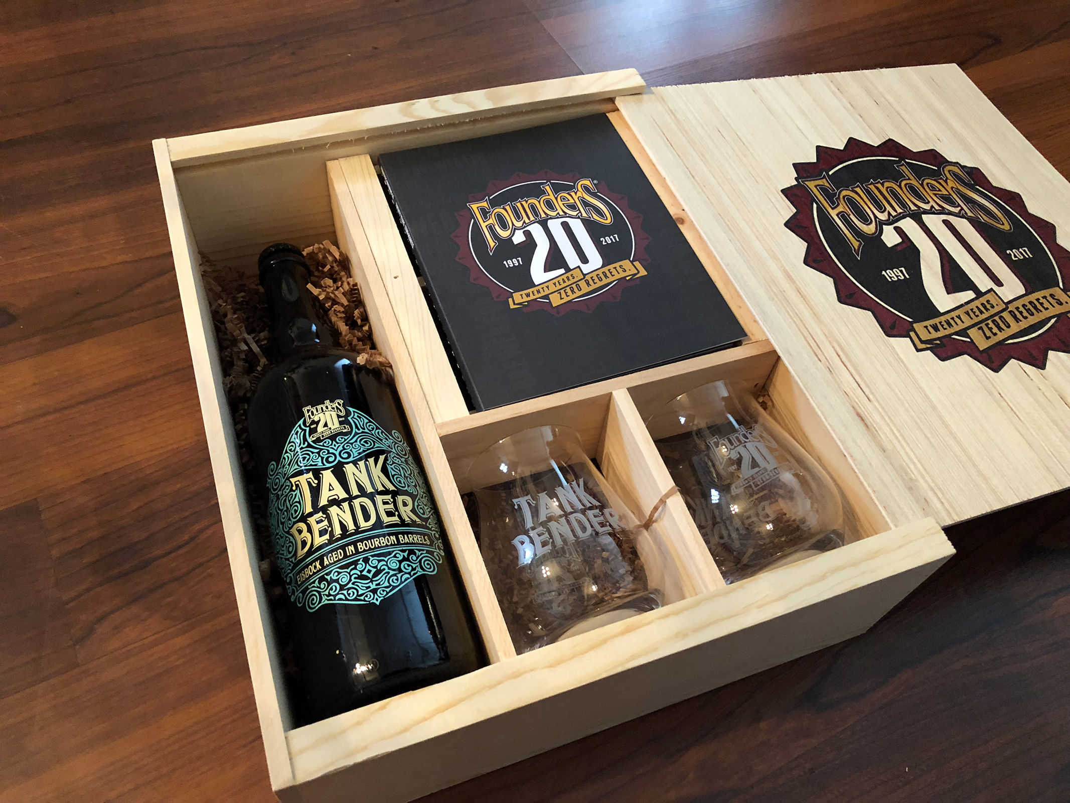 Founders Brewing Co. by Jets Like Taxis / Hopsmash