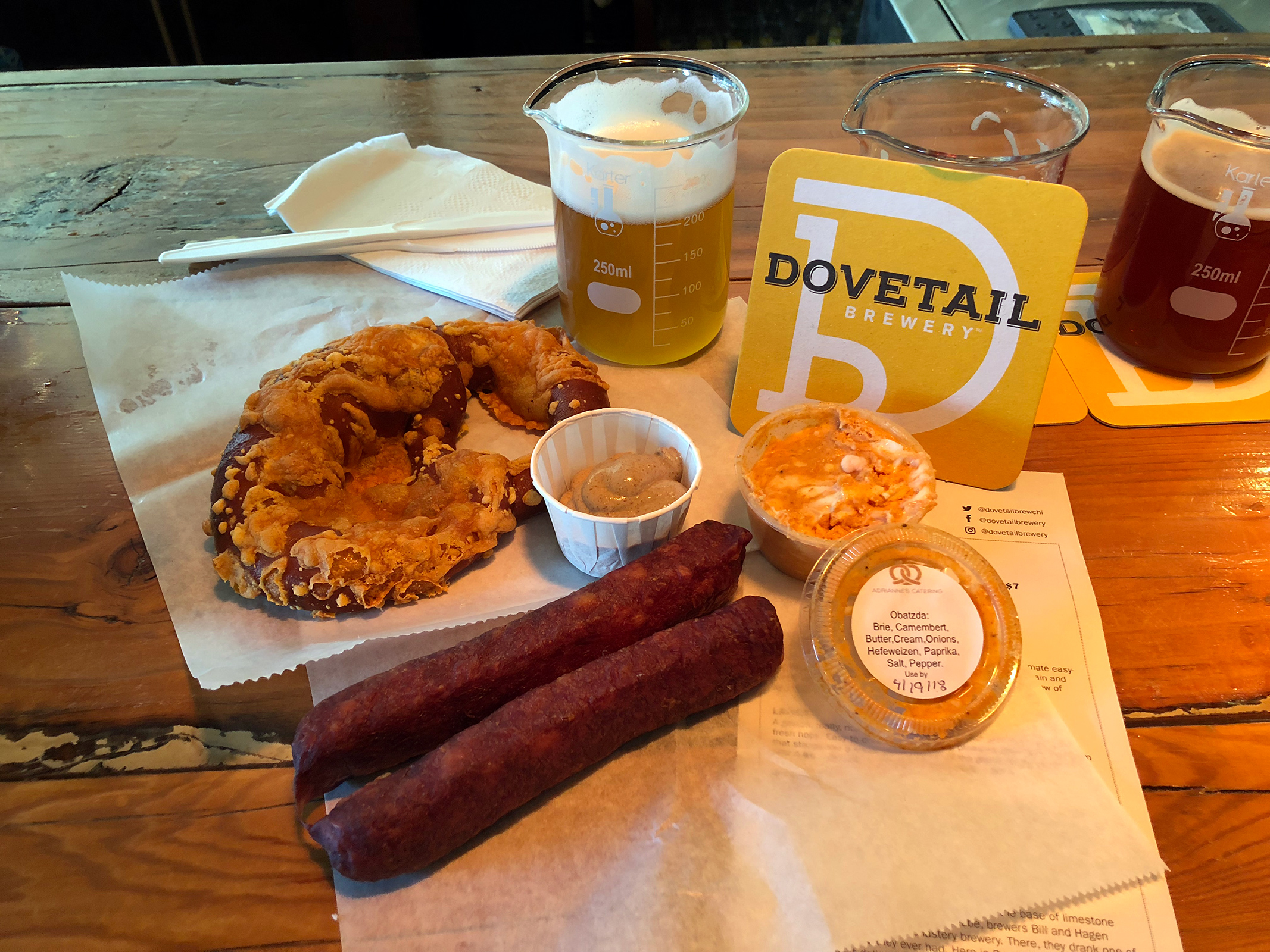 Dovetail Brewery by Jets Like Taxis / Hopsmash