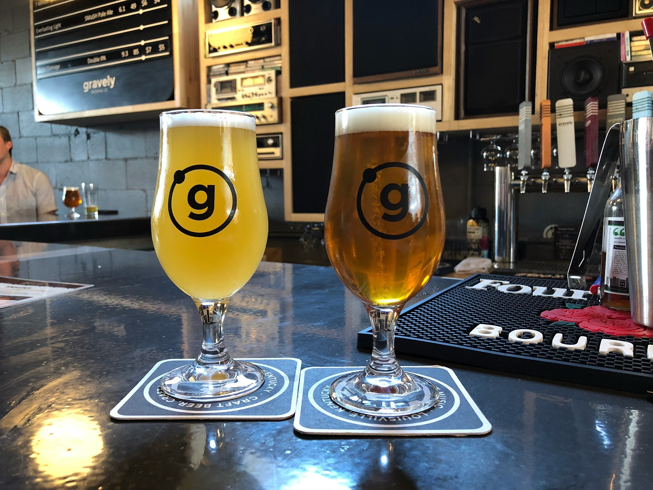 Gravely Brewing Co. in Louisville, KY by Jets Like Taxis / Hopsmash