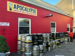 Apocalypse Brew Works in Louisville, KY by Jets Like Taxis / Hopsmash