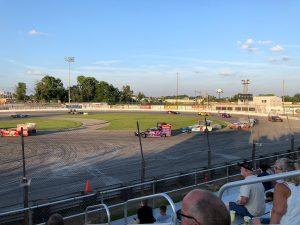 Sportsdrome Speedway in Clarksville, IN by Jets Like Taxis