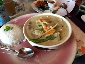 Thipi Thai in Glen Ellyn, IL by Jets Like Taxis