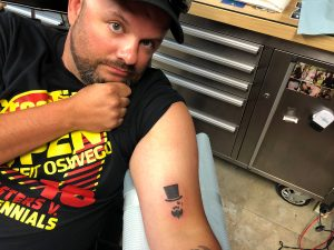 Maplewood Brewery Tattoos by Jets Like Taxis / Hopsmash
