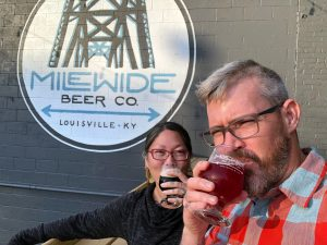 Mile Wide Beer Co. in Louisville, KY by Jets Like Taxis / Hopsmash