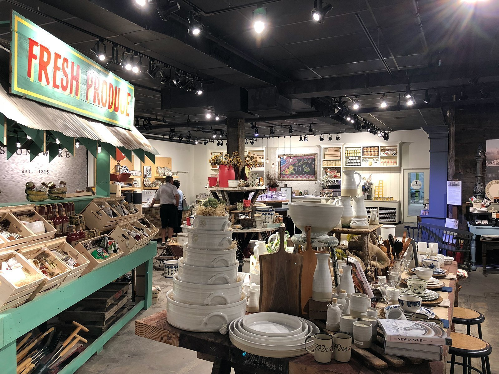 Stoneware & Co. in Louisville, KY by Jets Like Taxis