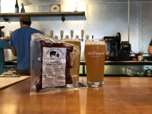 Watermark Brewing Co. in Stevensville, MI by Jets Like Taxis / Hopsmash