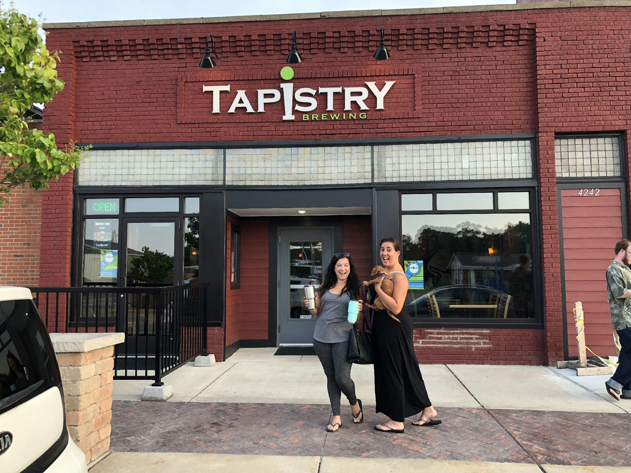 Tapistry Brewing Co. in Bridgman, MI by Jets Like Taxis / Hopsmash