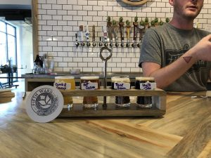 Fifth Ward Brewing Co. in Oshkosh, WI by Jets Like Taxis / Hopsmash