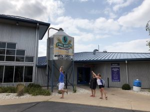 Fox River Brewing Co. in Oshkosh, WI by Jets Like Taxis / Hopsmash
