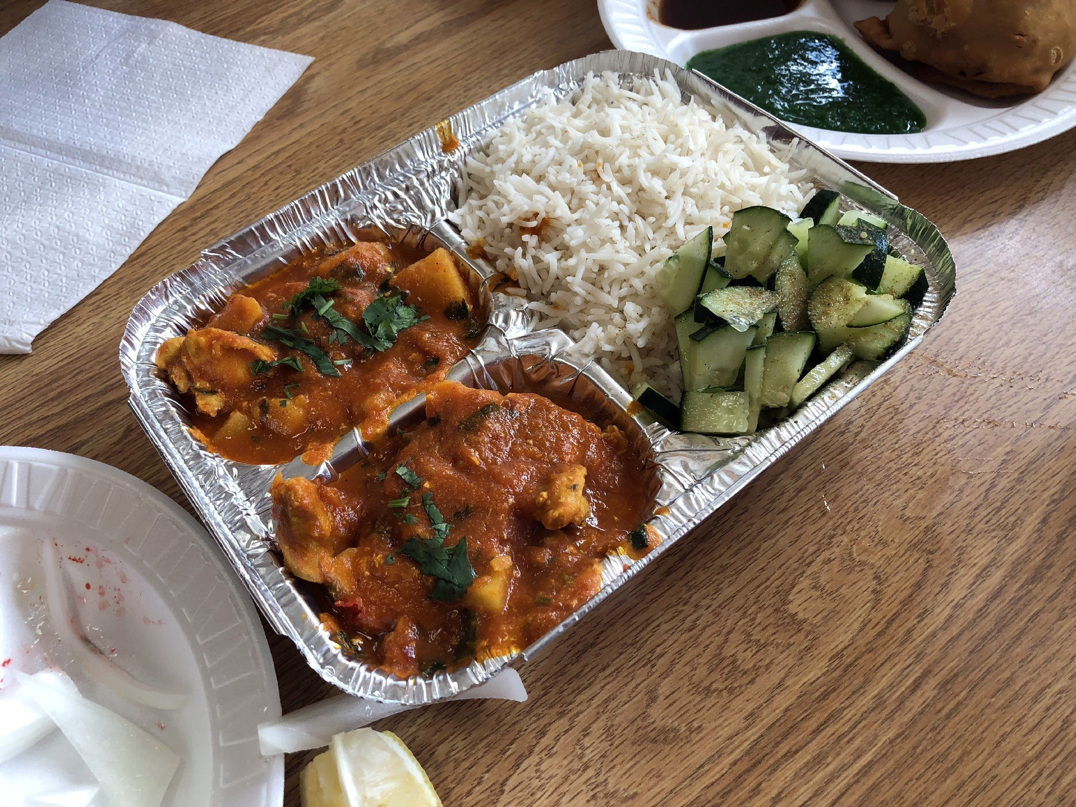 Indian Bistro in Palatine, IL by Jets Like Taxis