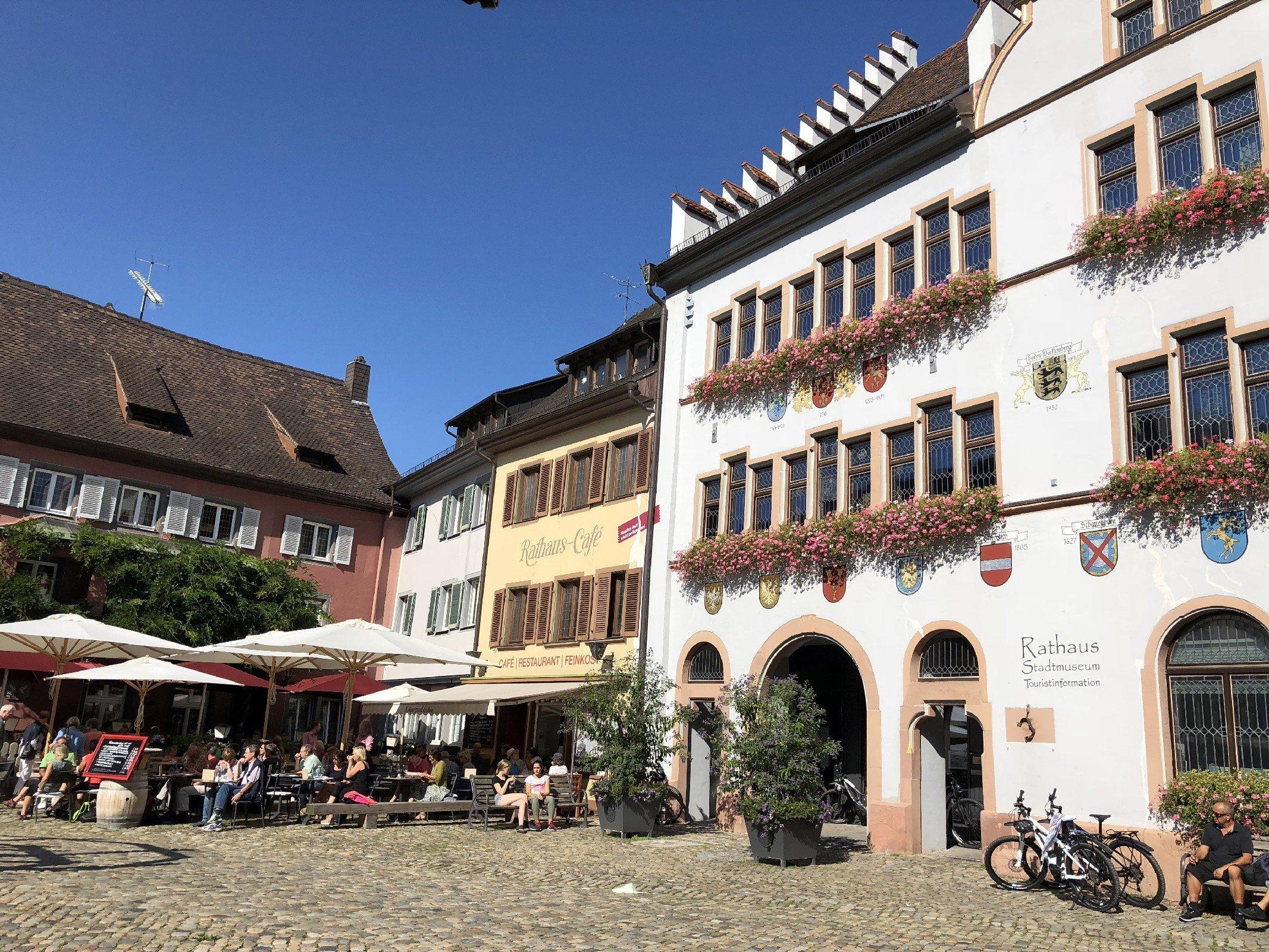 Jets Like Taxis in Staufen im Breisgau, Germany