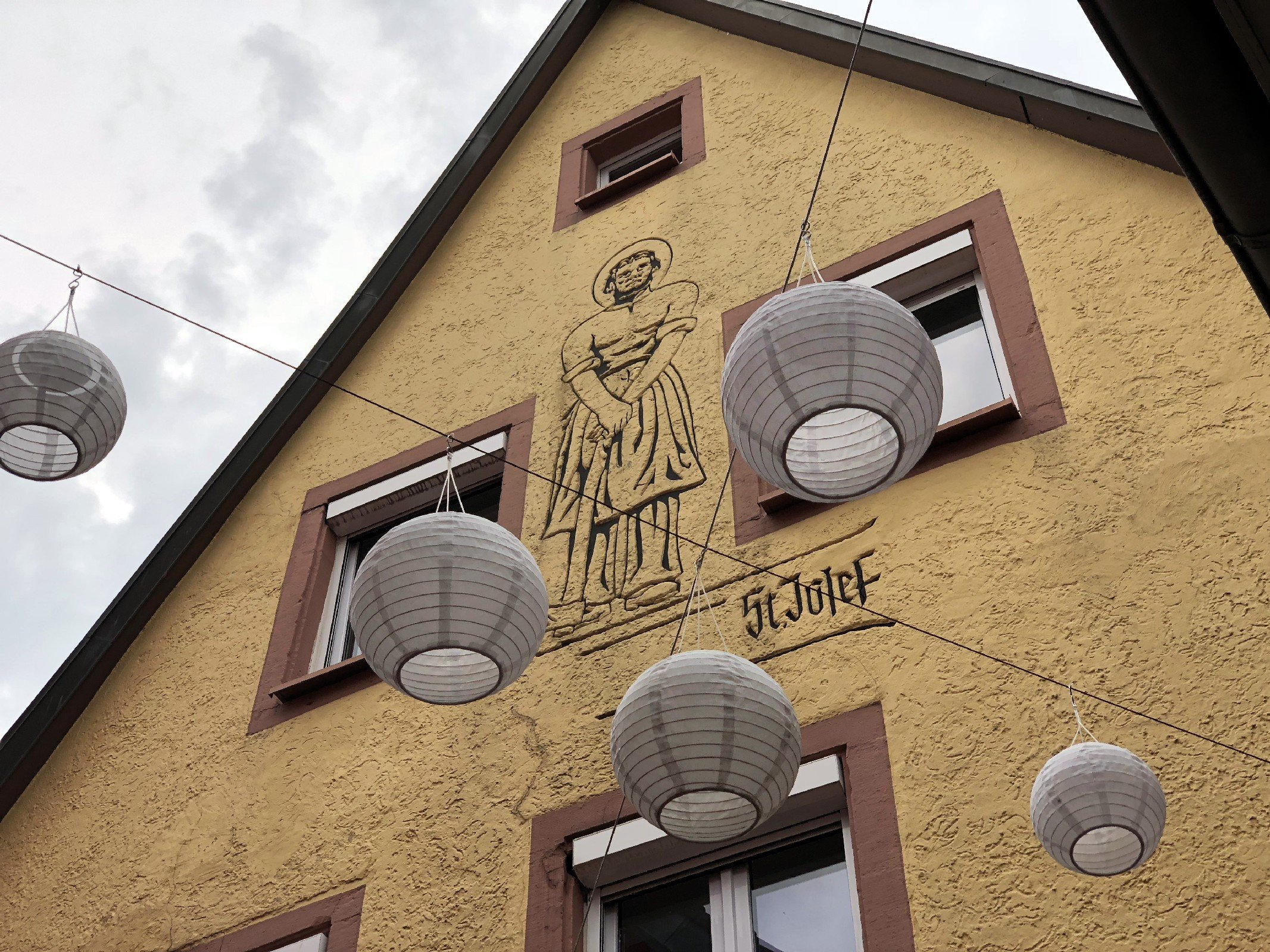 Gasthaus zur Krone in Elzach, Germany by Jets Like Taxis
