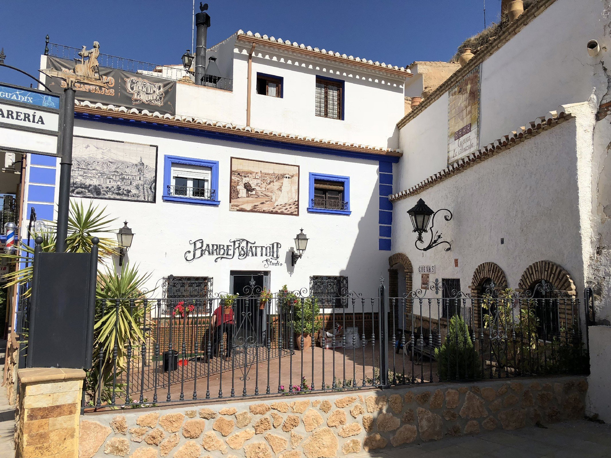 Guadix, Spain by Jets Like Taxis