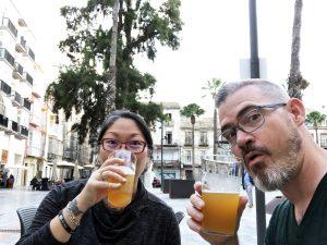 Beershooter in Cartagena, Spain by Jets Like Taxis / Hopsmash