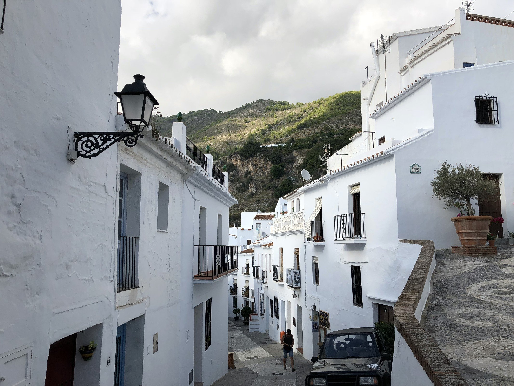 Frigiliana, Spain by Jets Like Taxis